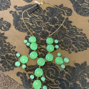 J crew bauble necklace
